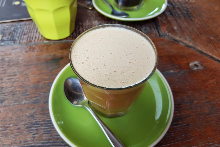 The Shack Bulletproof Coffee