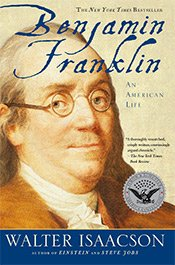Benjamin Franklin An American Life Book Cover