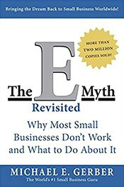 The E Myth Revisited Book Cover