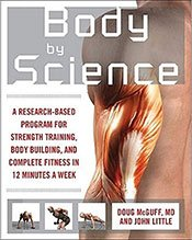 Body by Science Front Cover