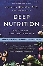 Deep Nutrition Front Cover