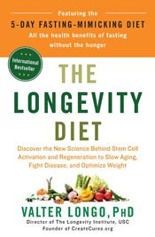 The Longevity Diet Front cover