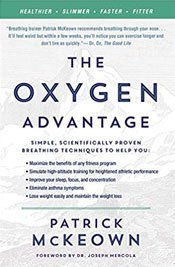 The Oxygen Advantage Front Cover